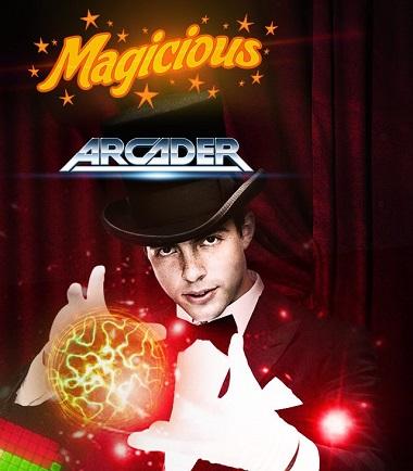 Magicious and Arcader