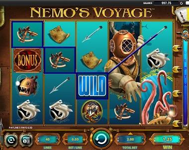 Nemos Voyage Slot