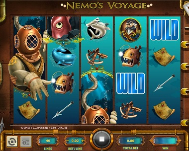 Nemos Voyage Williams Interactive