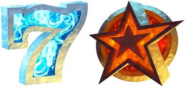 Seven Star Symbols