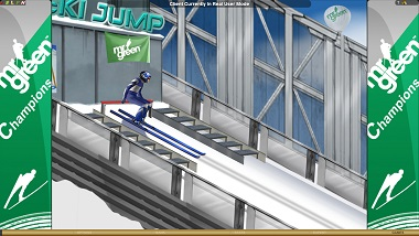 Ski Jump Slot