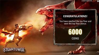 Steam Tower Slot Dragon
