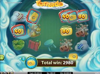 Tornado Slot Game