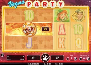 Vegas Party Base Game