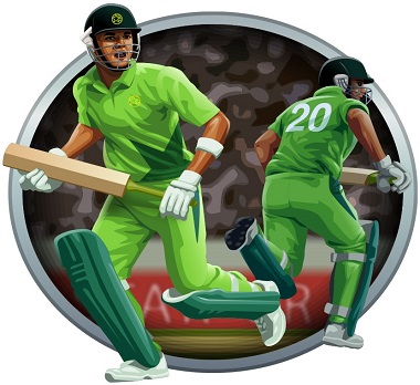 Cricket Star Slot Symbol
