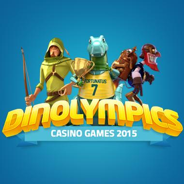 Dinolympics Lucky Dino