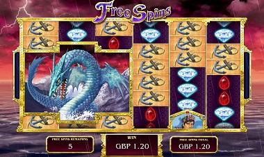 Free Spins Sinbad's Golden Voyage