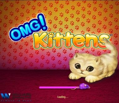 OMG Kittens Slot Opening