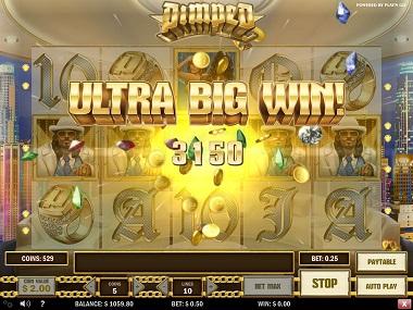Pimped Slot Big Win