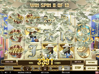 Pimped Win Spin Money