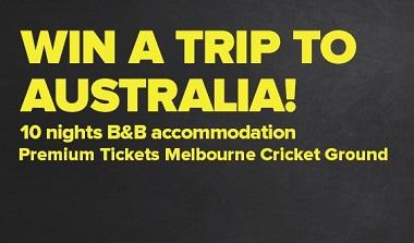 Win Trip To Australia