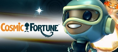 Cosmic Fortune Banner