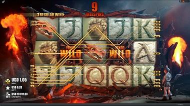 Dragon's Myth Bonus Free Spins