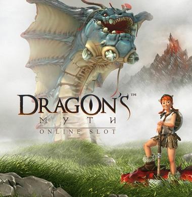 Dragon's Myth Slot Poster