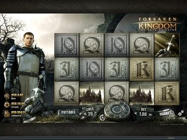Forsaken Kingdom Base Game