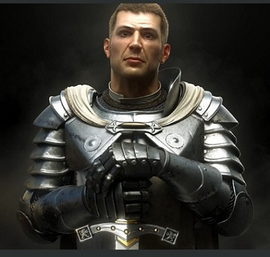 Forsaken Kingdom Warrior