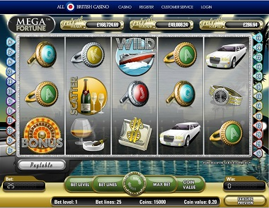 online casino winner mega fortune