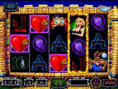 Ooh Aah Dracula Heart Symbols