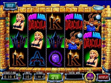 Ooh Aah Dracula Screenshot