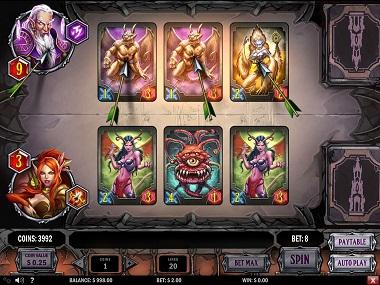Tower Quest Bonus Game