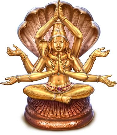 Vishnu Pearls of India
