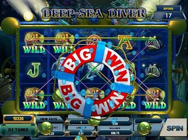 Deep-Sea Diver Big Win