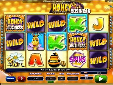 Honey Buziness Base Game
