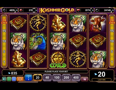 kashmir gold casino