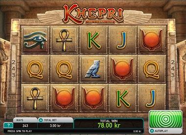 Khepri Base Game