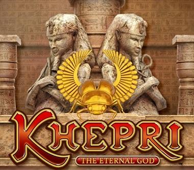 Khepri Slot Logo