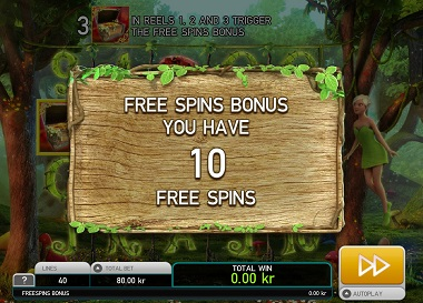 Magic Gems Free Spins