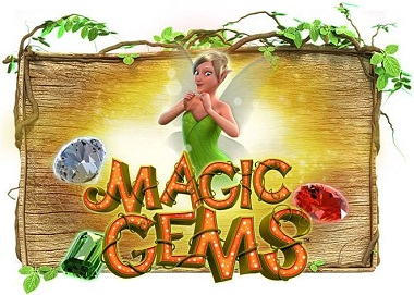 Magic Gems Logo
