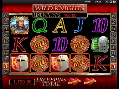 Wild Knights Slot - Play the Barcrest Casino Game for Free
