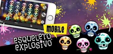 Esqueleto Explosivo Mobile