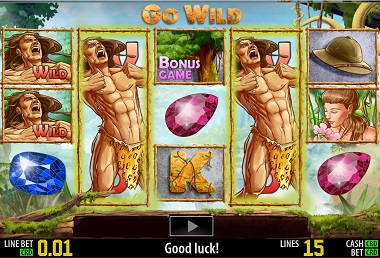 Go Wild Slot World Match