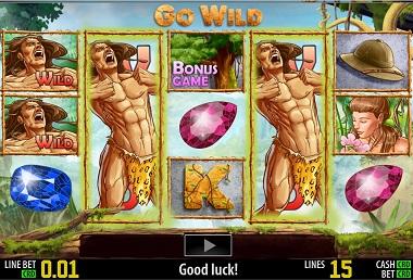 Go Wild Slot World Match