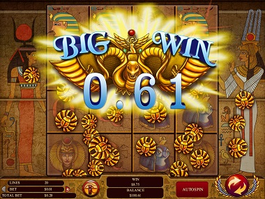 Gods of Giza Slot Big Win
