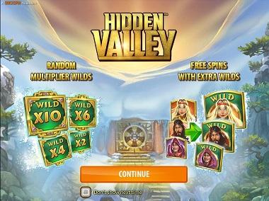 Hidden Valley Quickspin