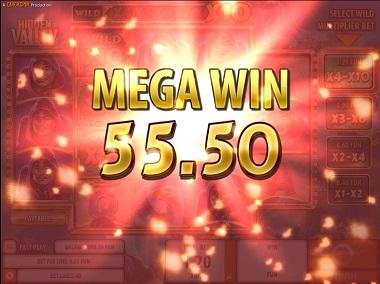 Hidden Valley Slot Big Win