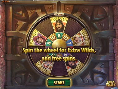 Hidden Valley Slot Bonus