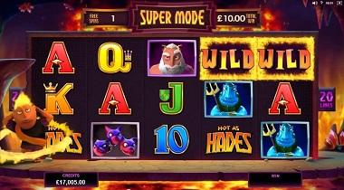 Hot As Hades Base Game