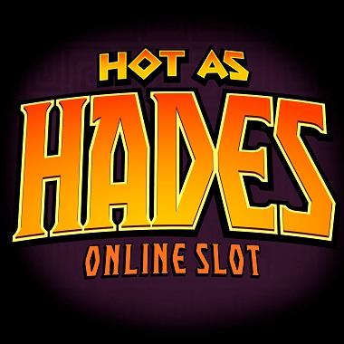 Hot as Hades Slot Logo