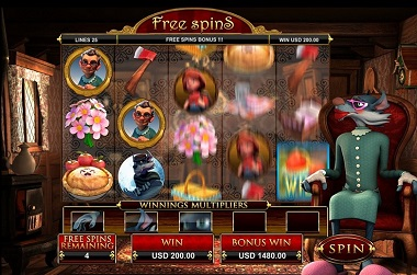 Little Red Free Spins