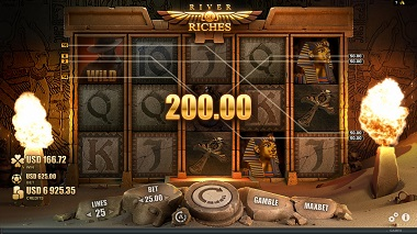 River of Riches Main Game