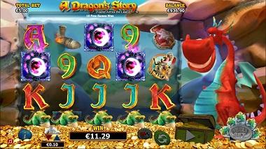A Dragons Story Slot Bonus