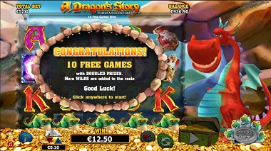 A Dragons Story Slot Free Spins