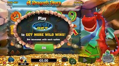A Dragons Story Slot Super Bet