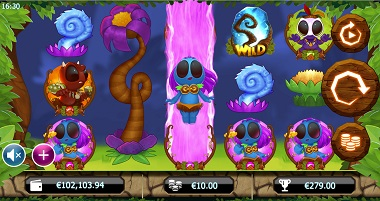 Chibeasties Slot Mobile