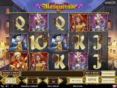 Royal Masquerade Base Game