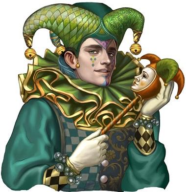 Royal Masquerade Joker